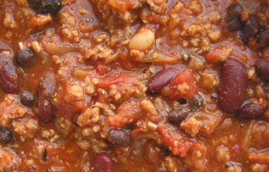 Turkey Chili | Allergy Free Cooking